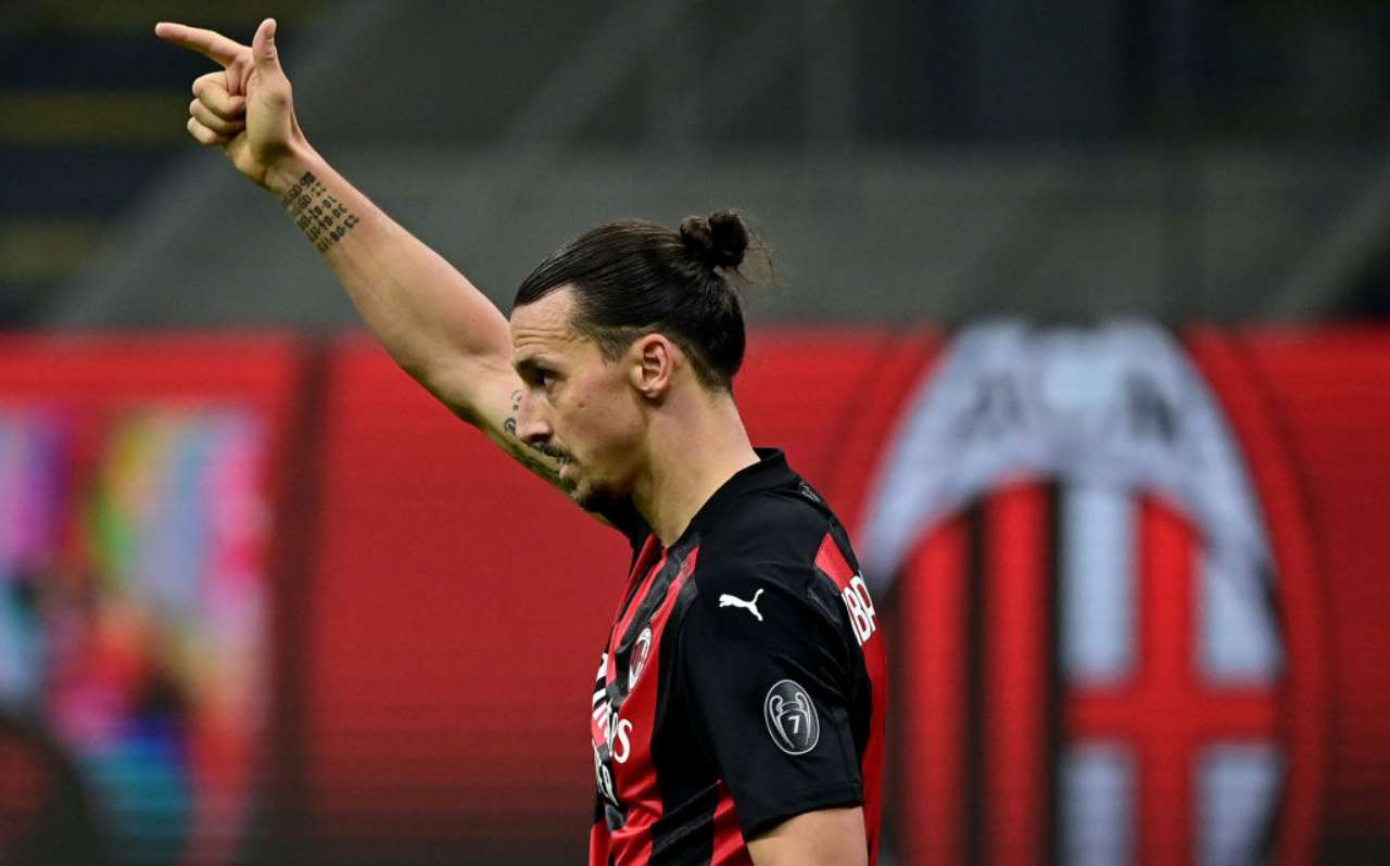 Ibrahimovic, Milan cerca il suo vice (Getty Images)