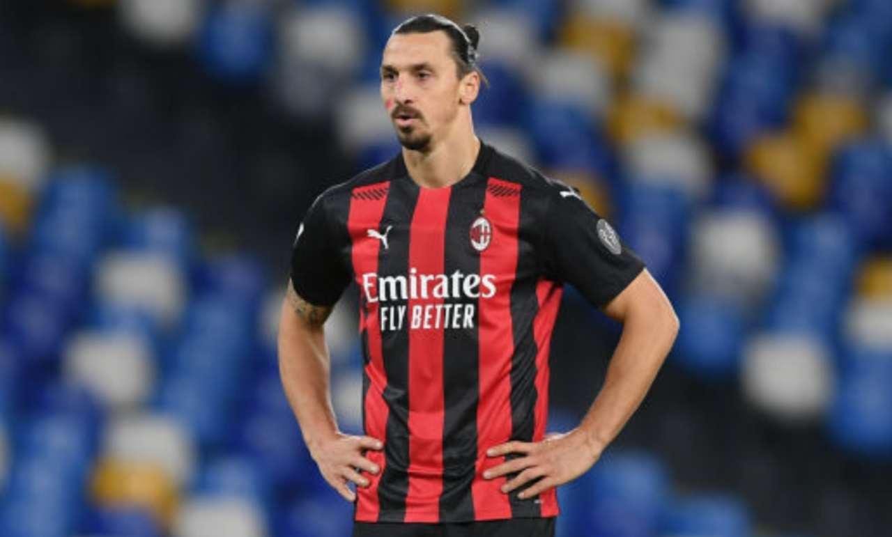 Calciomercato Milan, trovata l'alternativa ad Ibrahimovic: si tratta di un ex