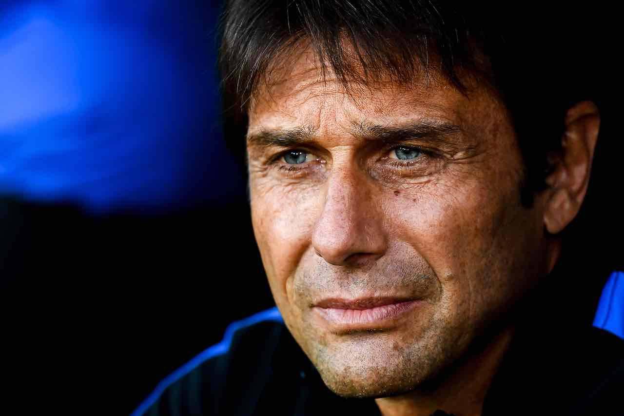 Vidal parla di Antonio Conte (Getty Images)