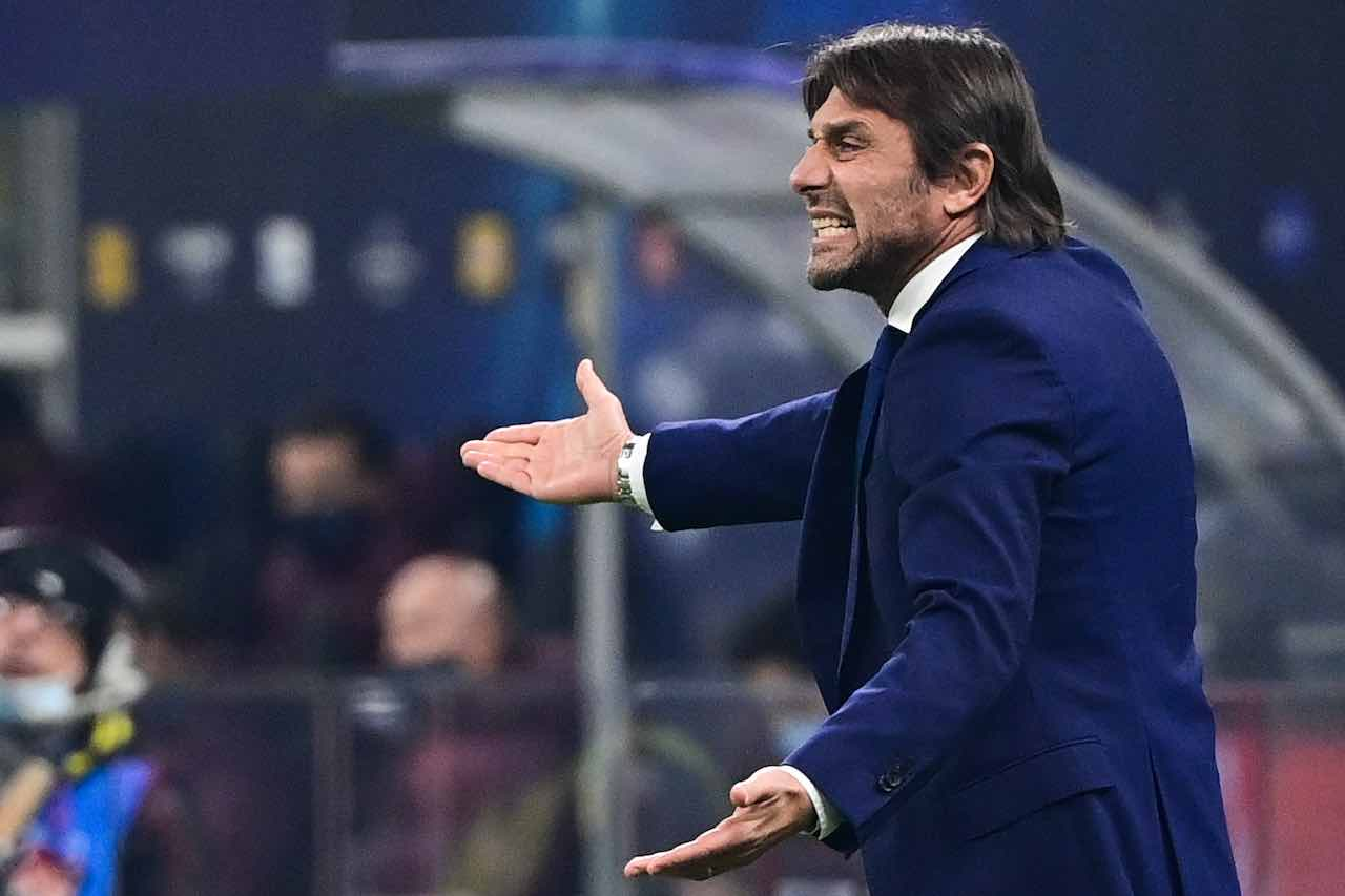 Inter-Real Madrid, Conte deluso (Getty Images)