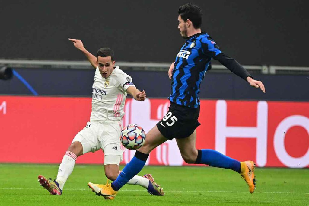 Inter-Real Madrid, pesante sconfitta per i nerazzurri (Getty Images)