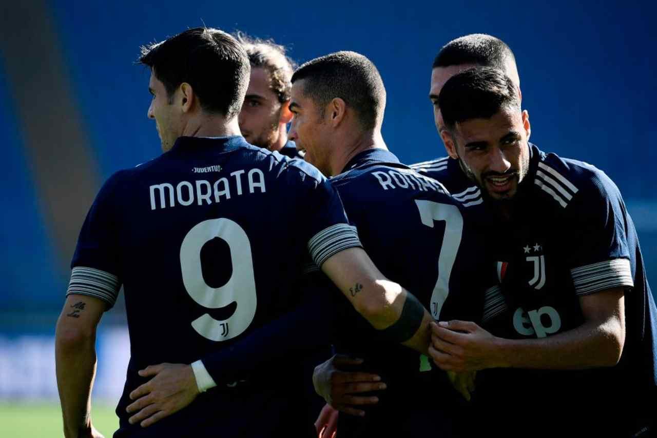 Juventus, nessuno come Ronaldo e Morata (Getty Images)