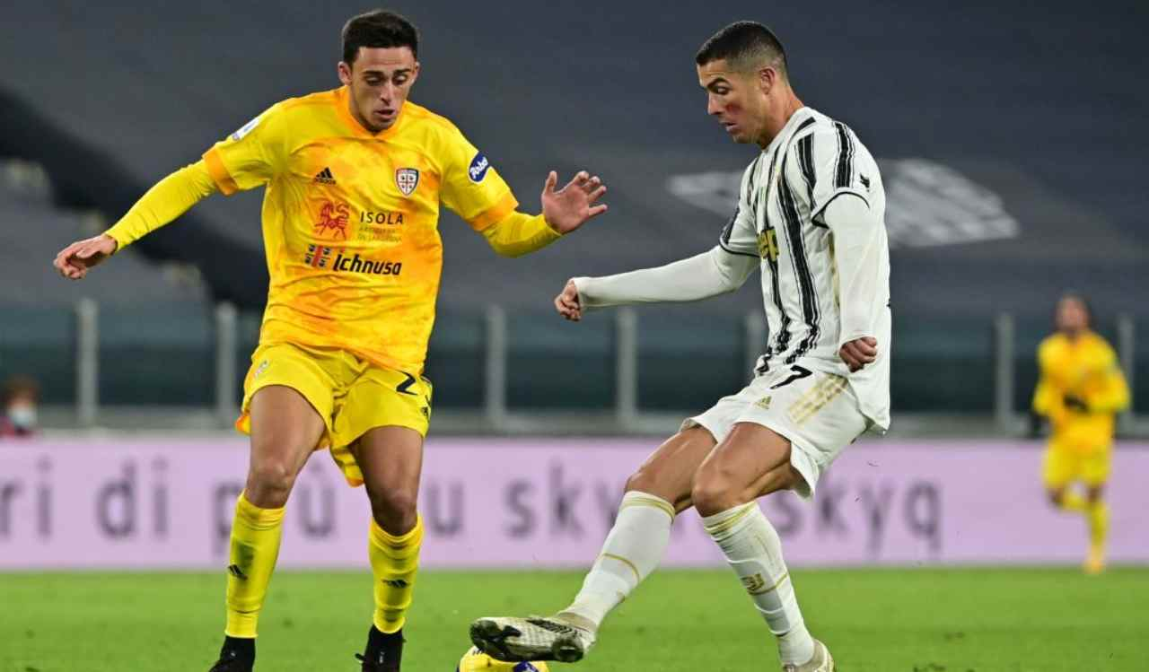 LIVE Juventus-Cagliari (Getty Images)