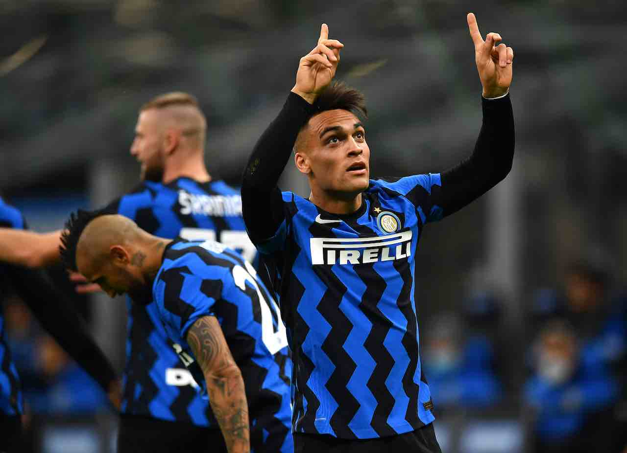 Sassuolo-Inter dove vederla in streaming (Getty Images)
