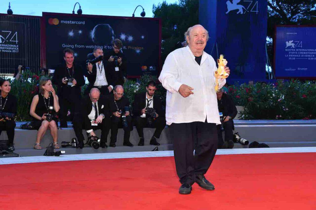 Lino Banfi, allenatore al cinema, tifoso nella vita (Getty Images)