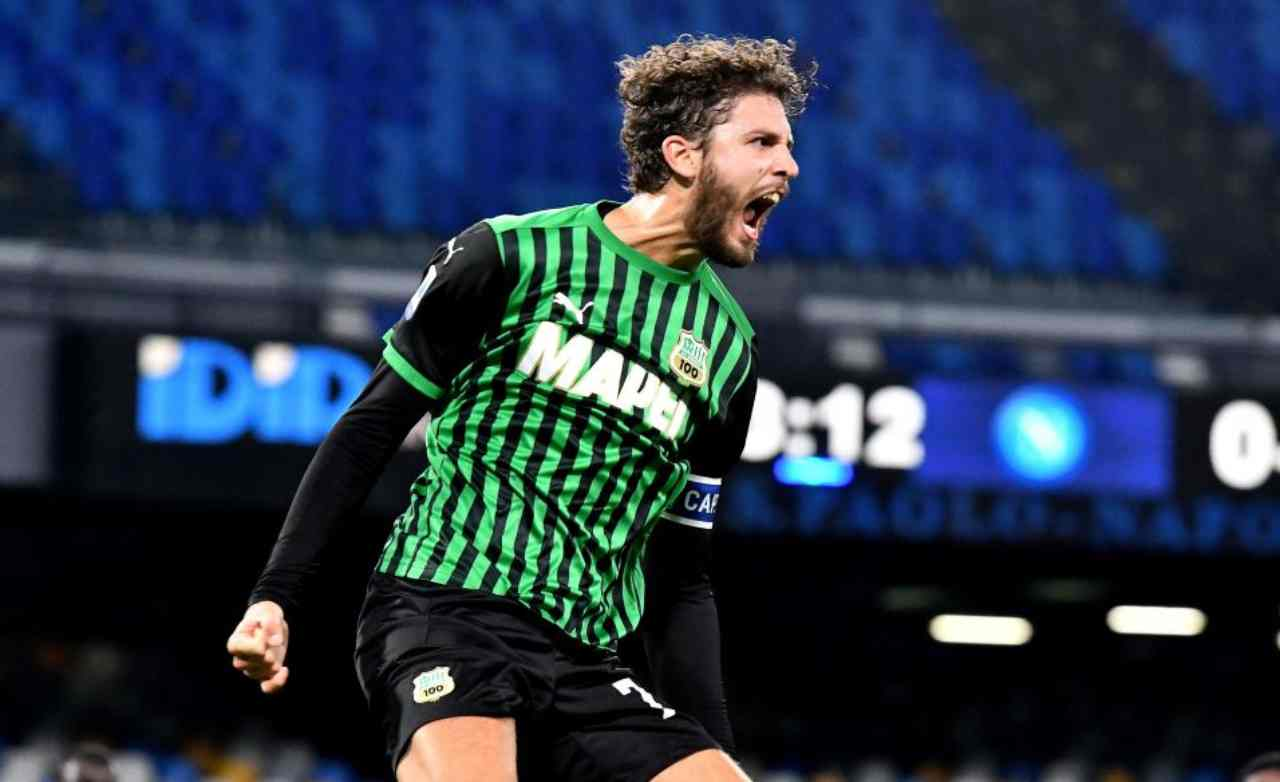 Locatelli lancia un messaggio alla Juventus (Getty Images)
