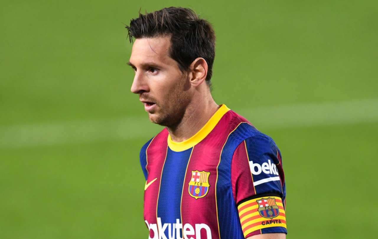 Messi, nuova proposta del City (Getty Images)
