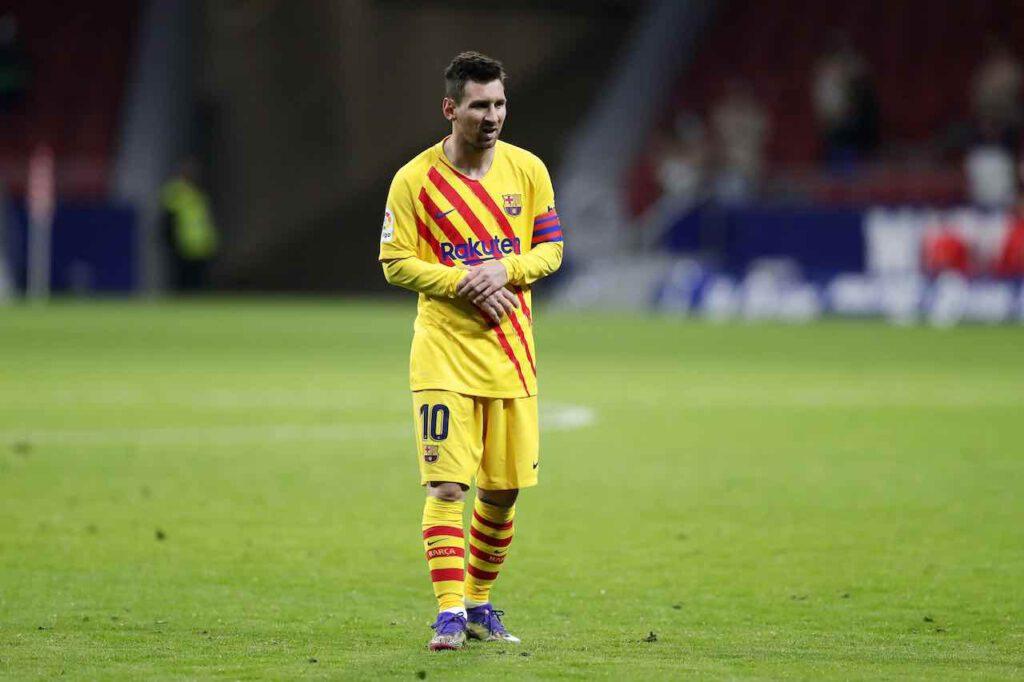 Messi, Van Basten critica il numero dieci del Barcellona (Getty Images)