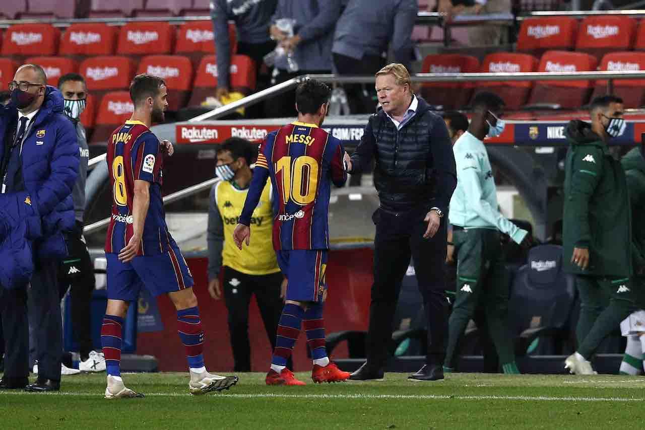 Messi, le rivelazioni di un agente (Getty Images)