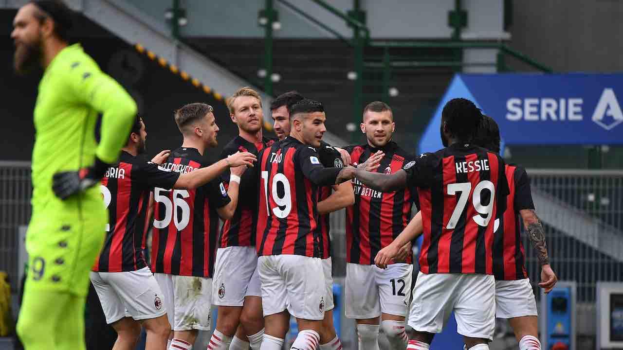"""Milan-Fiorentina, Bonera: """"Presto per lo Scudetto, vogliamo restare in alto"""""""