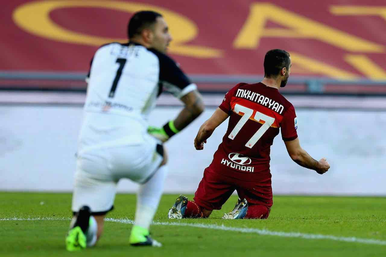 Centrocampisti: Mkhitaryan tra i nomi in pole position