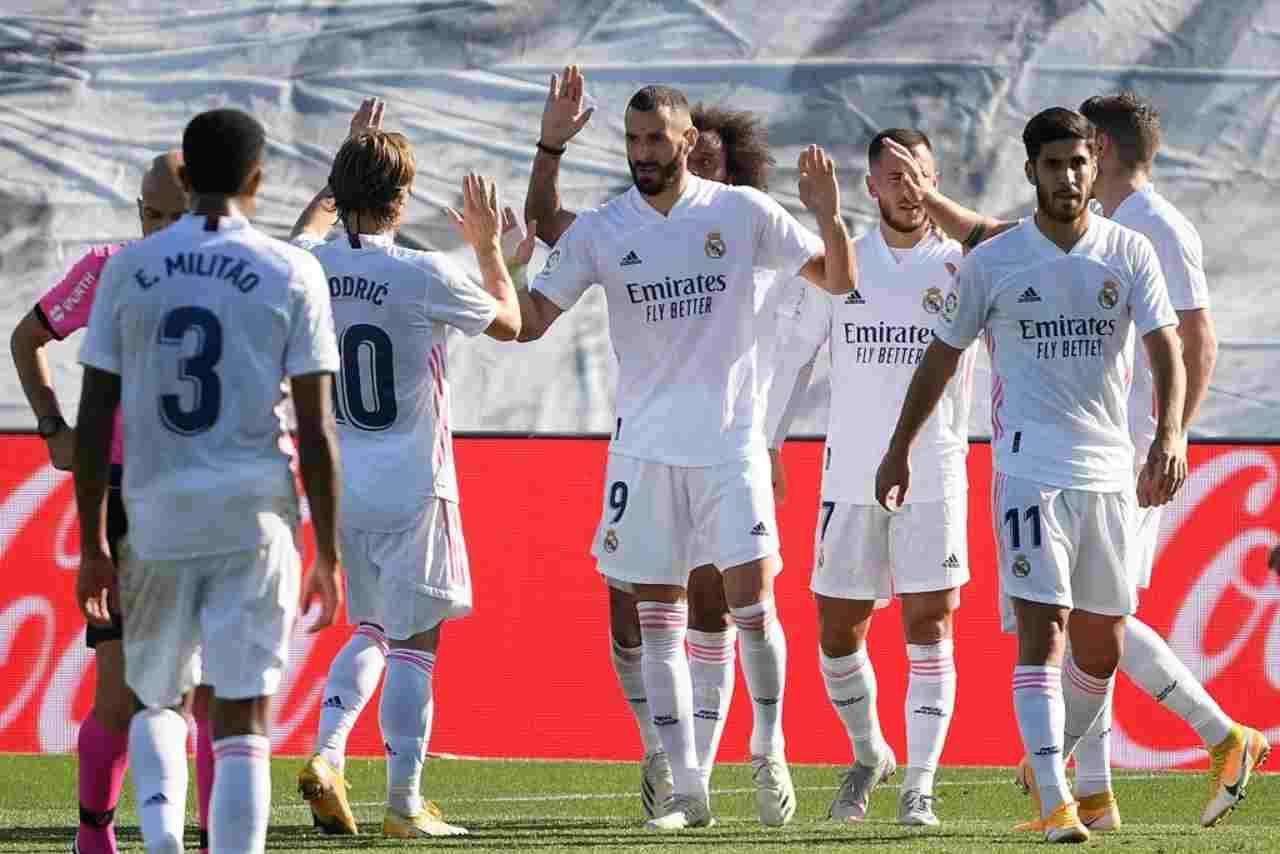 Real Madrid-Inter, i precedenti della gara (Getty Images)