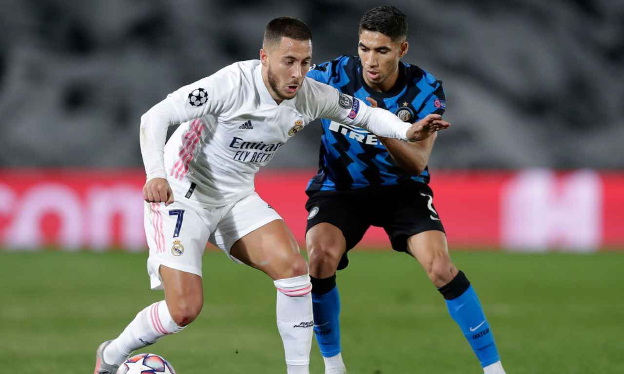 Inter-Real Madrid, i precedenti della gara (Getty Images)