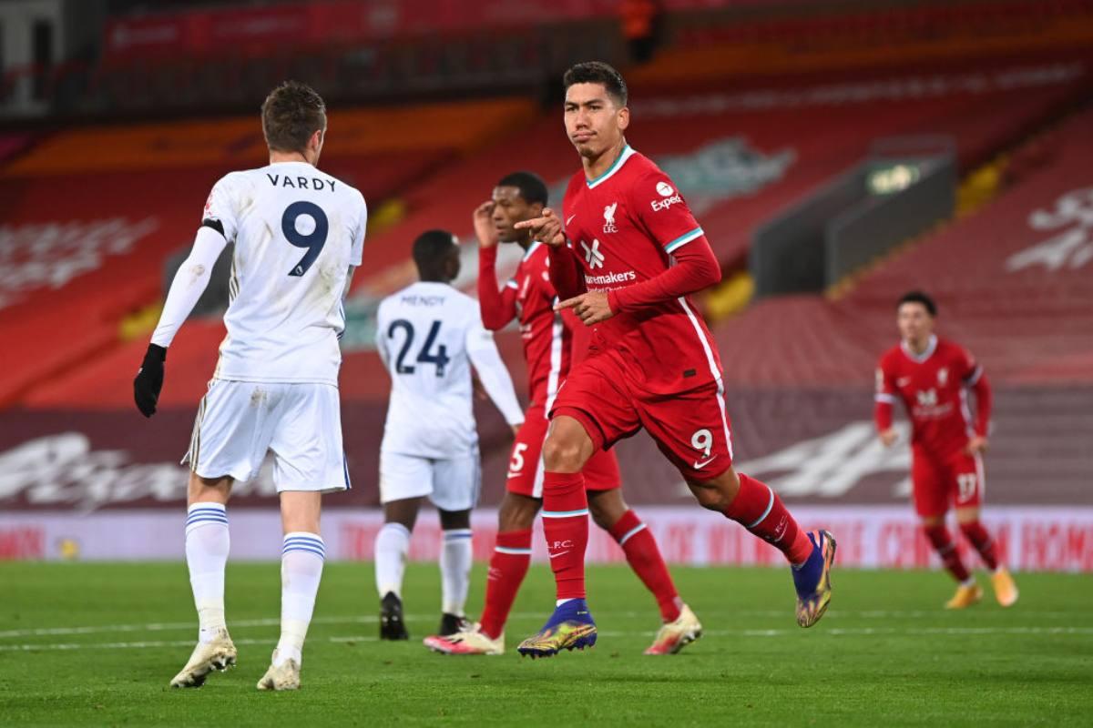 Liverpool Leicester Premier League