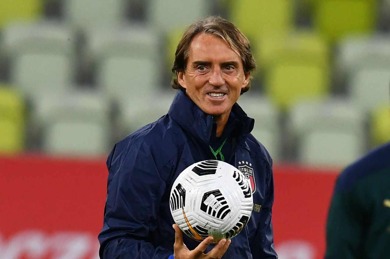 Mancini Nations League Italia