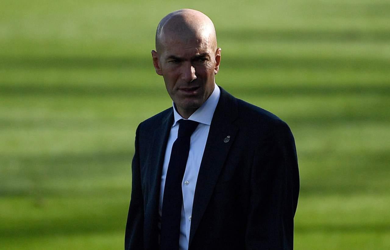 FIFA, Zidane uno dei possibili allenatori dell'anno (Getty Images)
