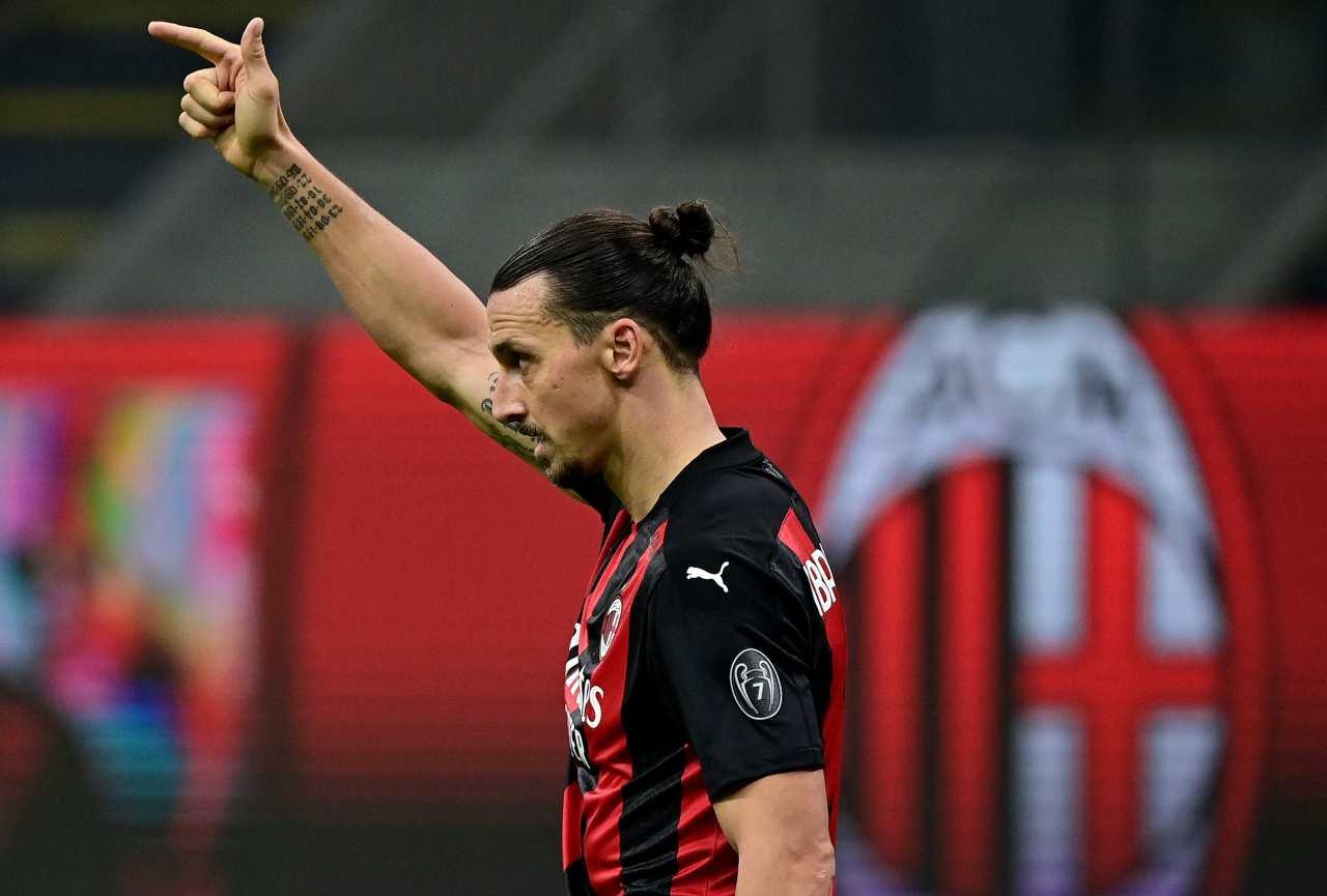 Ibrahimovic-Milan, il Cagliari un anno dopo