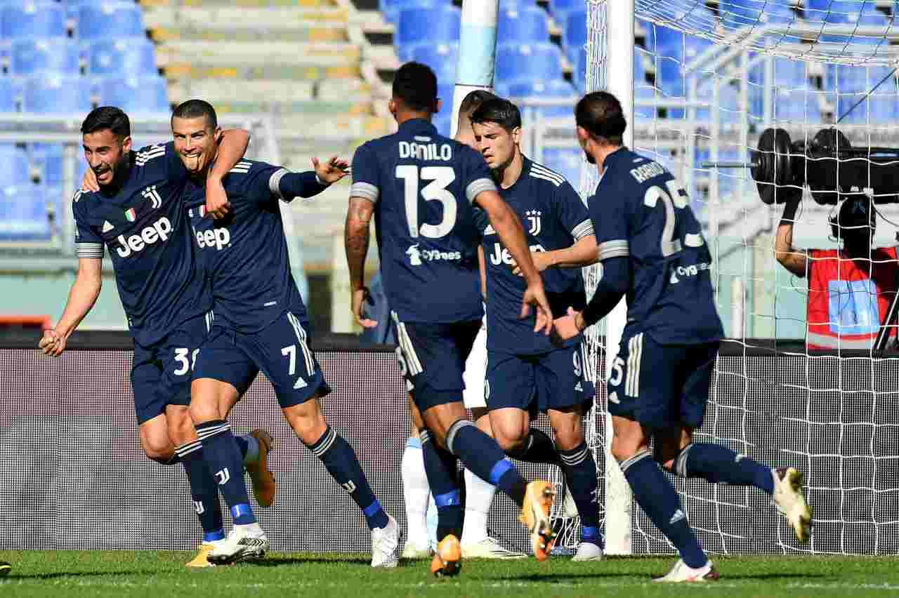 JJuventus-Cagliari, dove vederla in streaming (Getty Images)