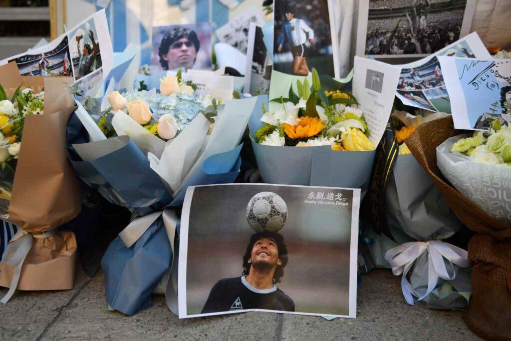Maradona, avanti le indagini sulla morte (Getty Images)