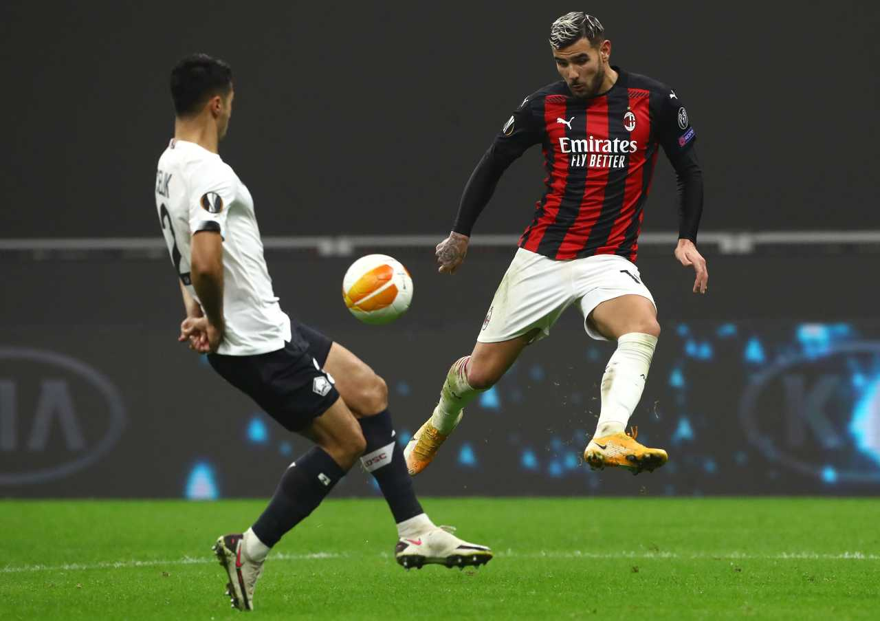 Lille-Milan, i precedenti dell'incontro (Getty Images)