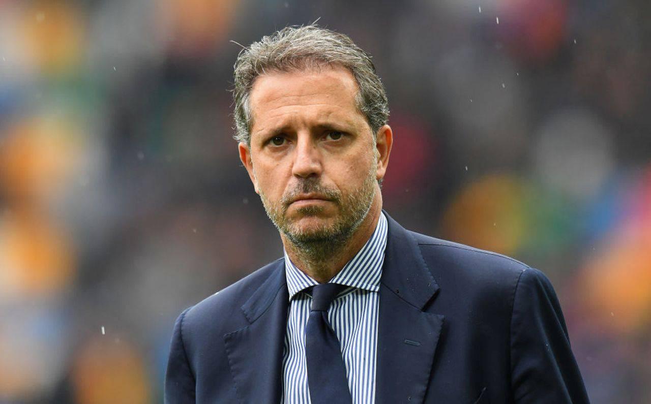 Paratici Juventus Sassuolo