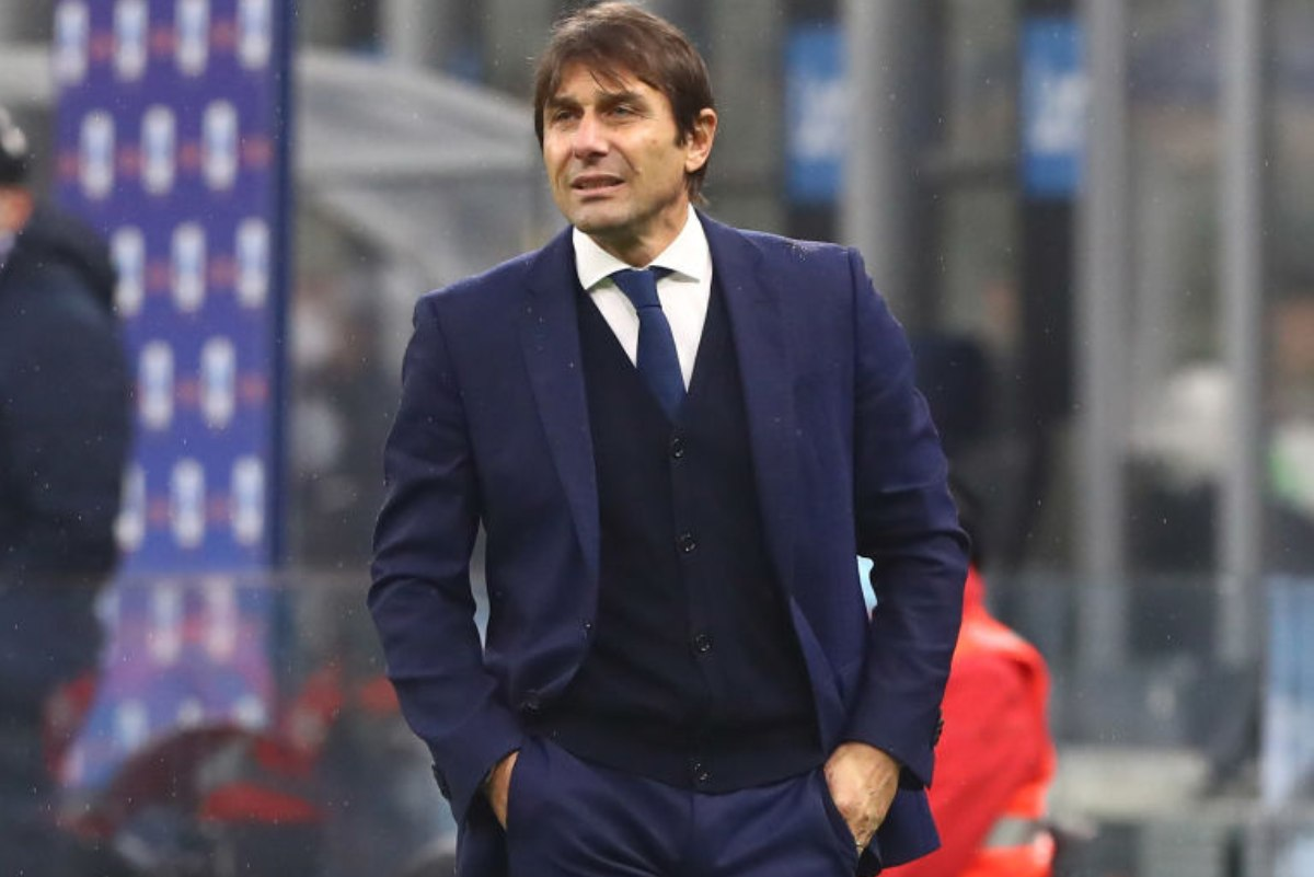 Conte Inter Roma