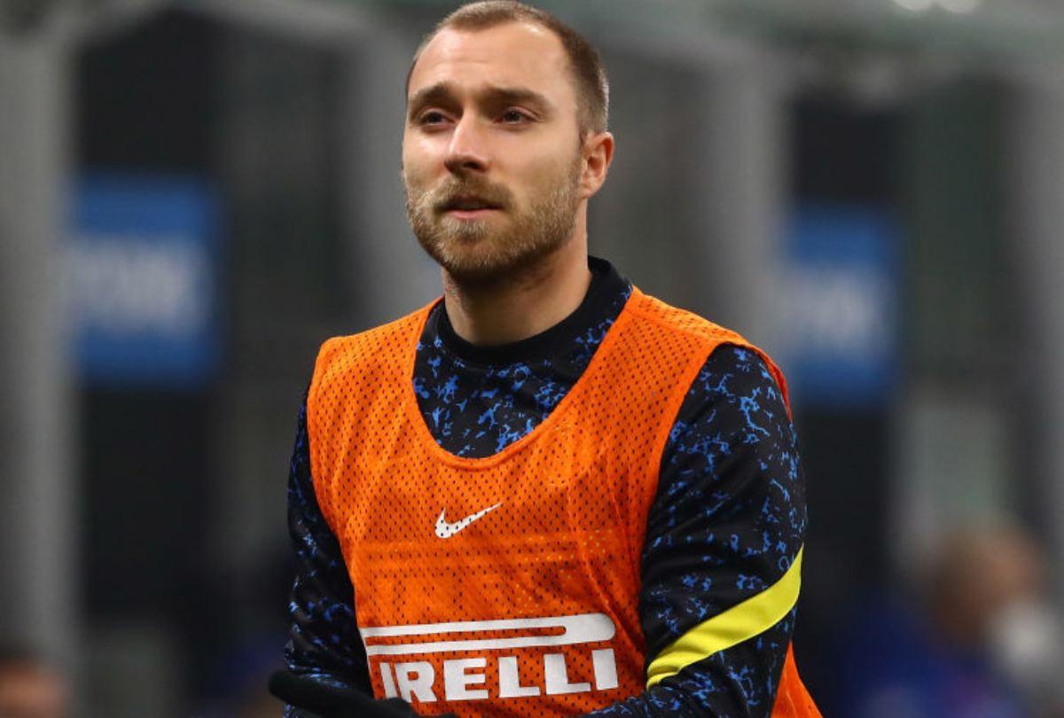 Inter, Eriksen proposto in Spagna (Getty Images)