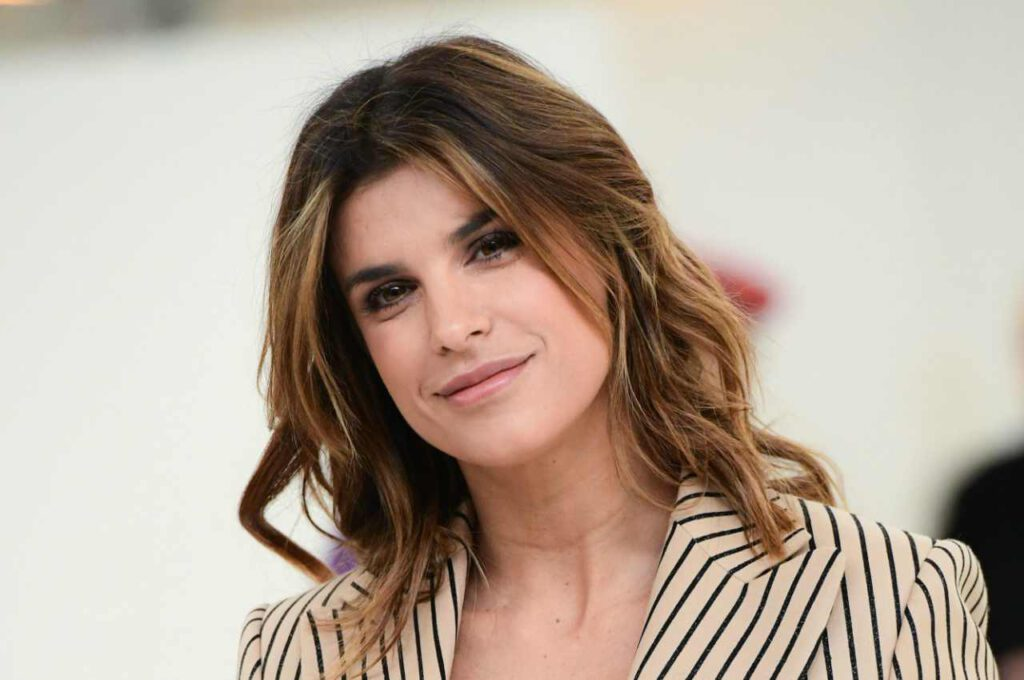 Elisabetta Canalis incontenibile su Instagram (Getty Images)