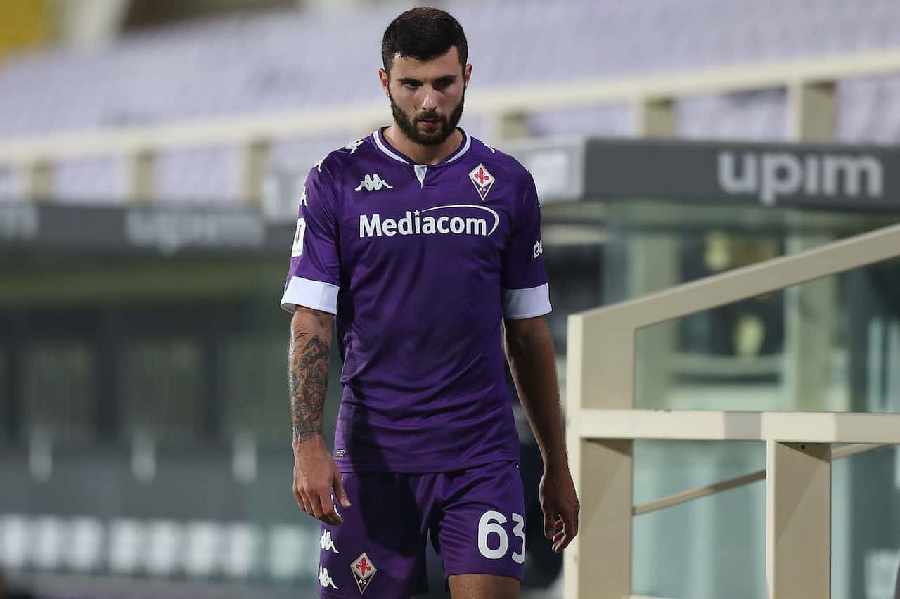 Patrick Cutrone, addio Fiorentina