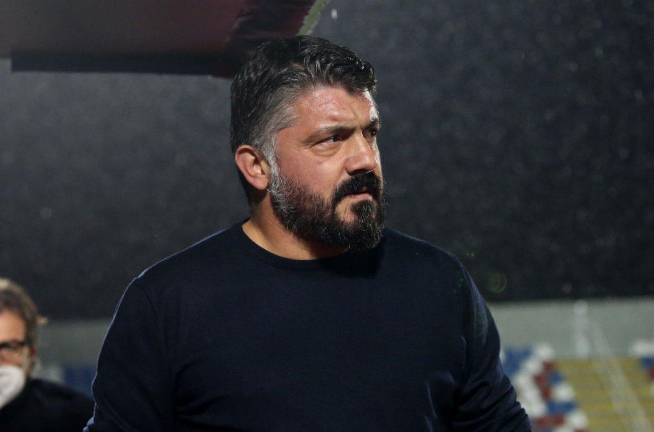 Gattuso Napoli Spezia