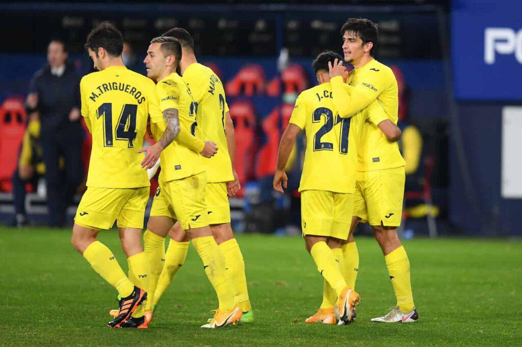 Il Villareal accoglie nuovamente Sergio Lozano (Getty Images)
