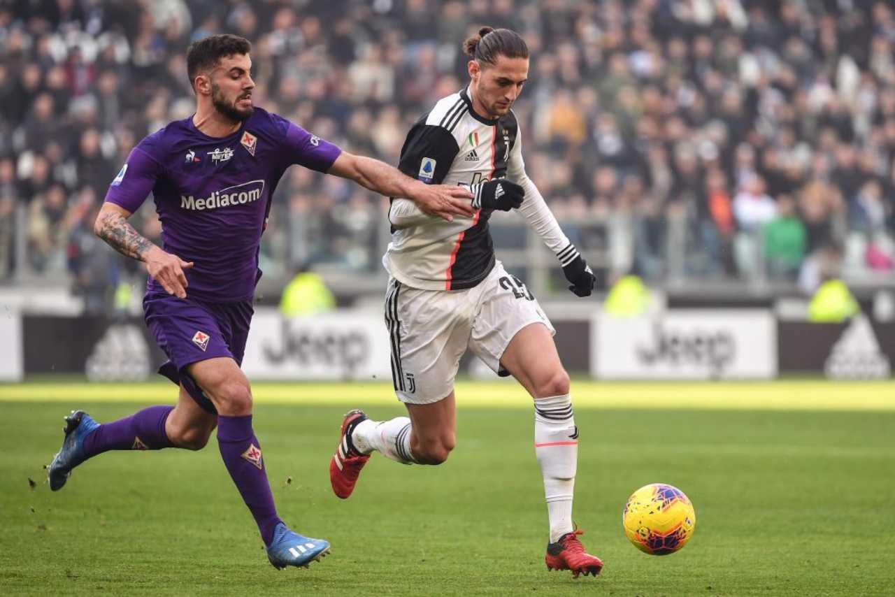Juventus-Fiorentina, i precedenti del match (Getty Images)