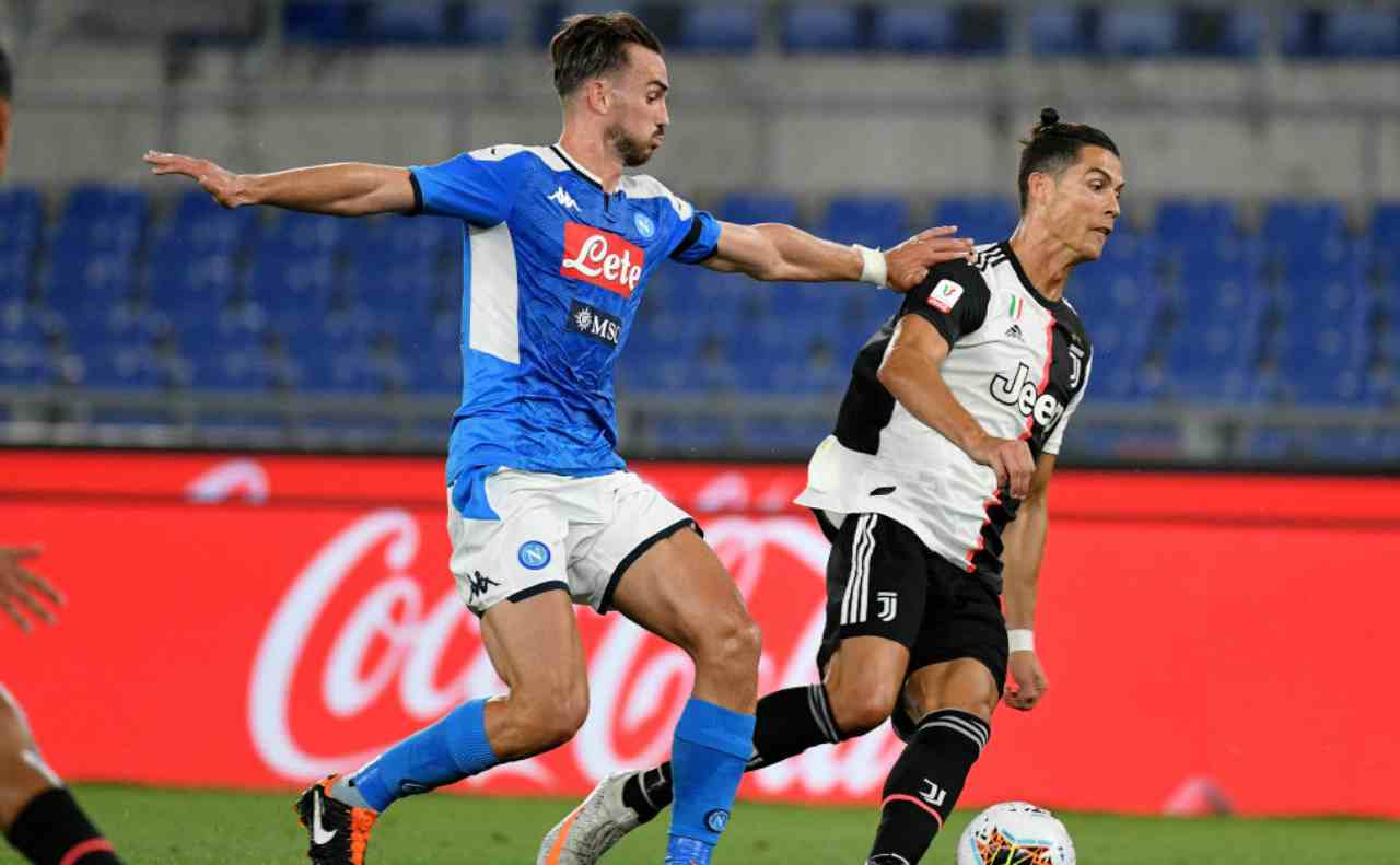 Juventus-Napoli, attesa sentenza del CONI (Getty Images)
