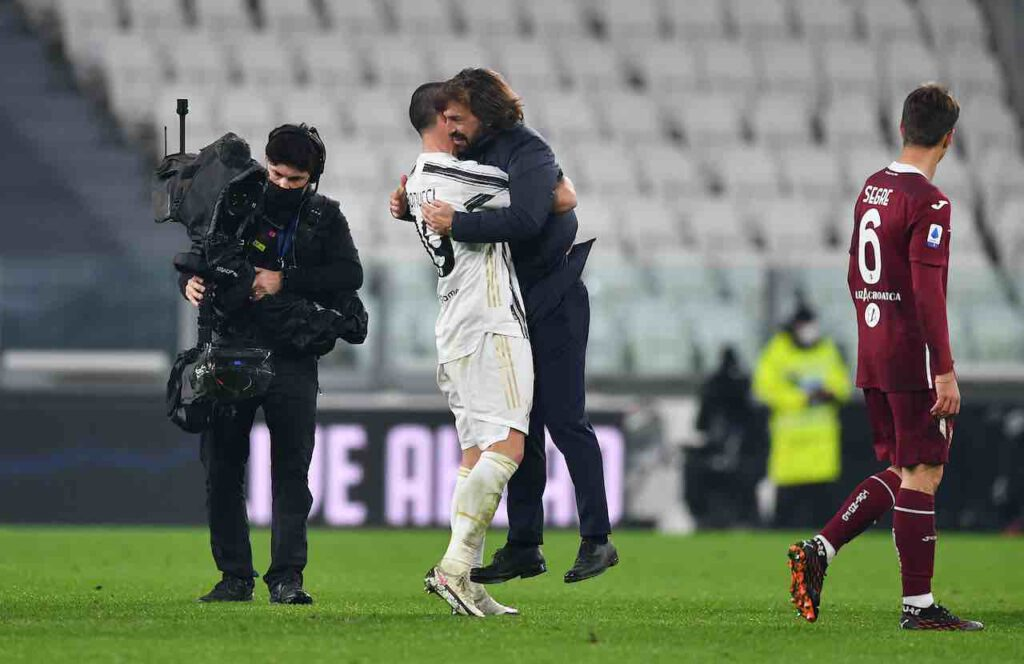 Juventus, tre punti nel Derby e secondo posto agganciato (Getty Images)