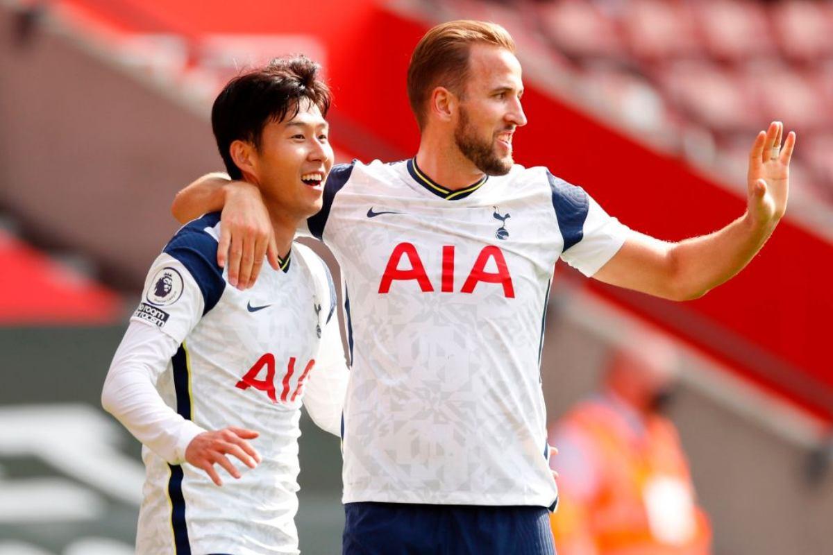 Tottenham, Harry Kane secondo marcatore nella storia degli Spurs