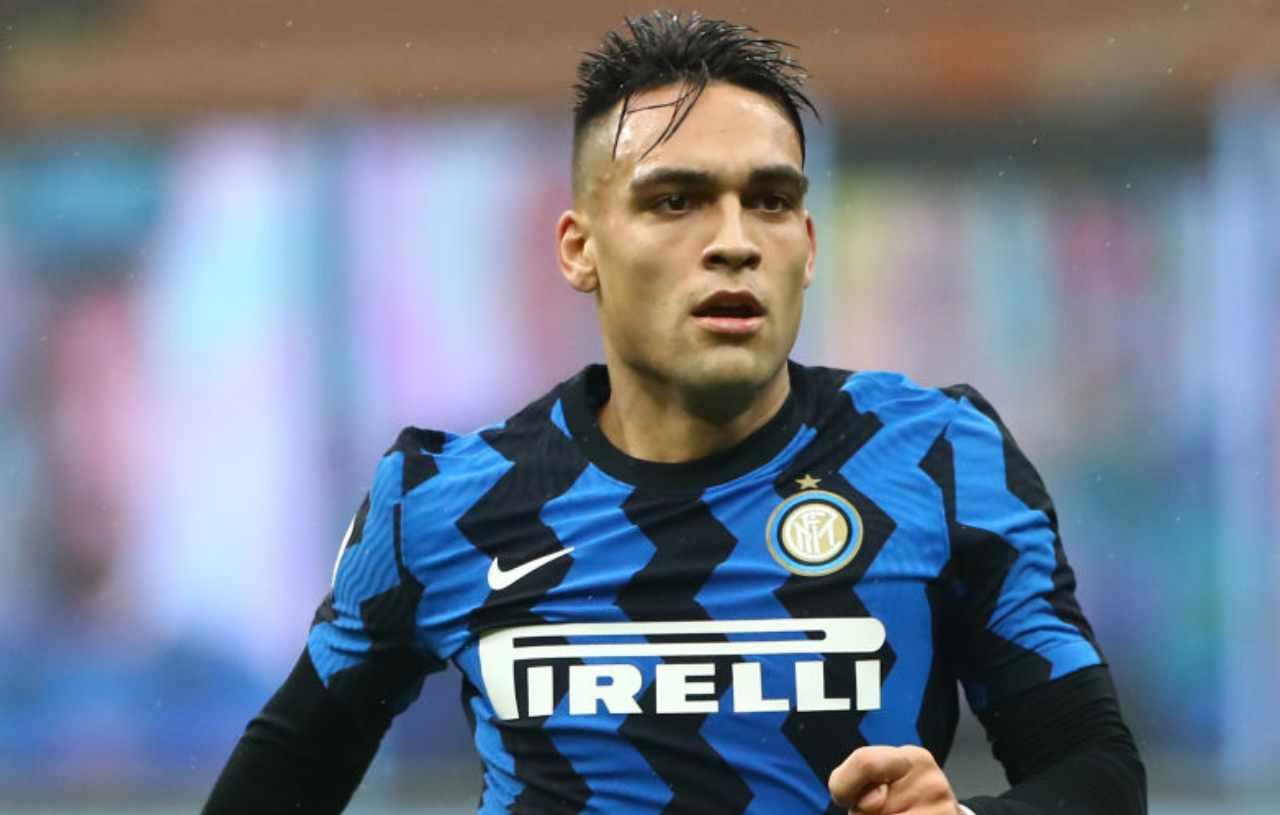 Inter, Lautaro tra gli attaccanti a cui dare fiducia