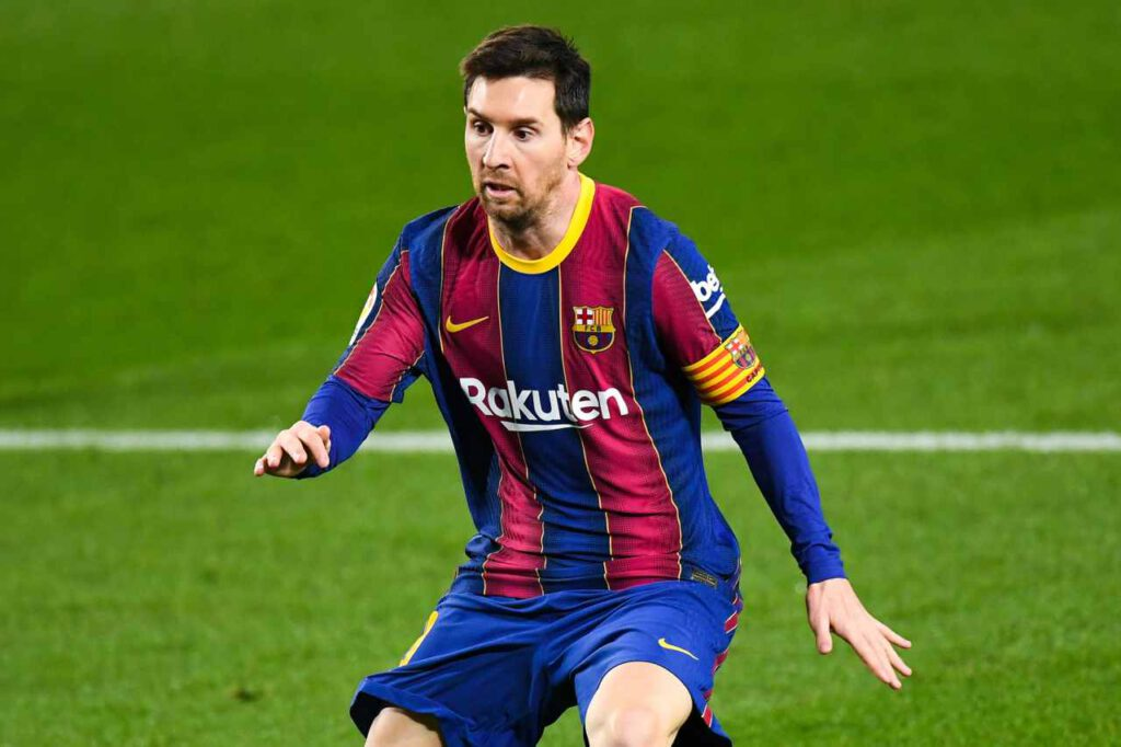 Messi, Paredes lo vorrebbe al PSG (Getty Images)