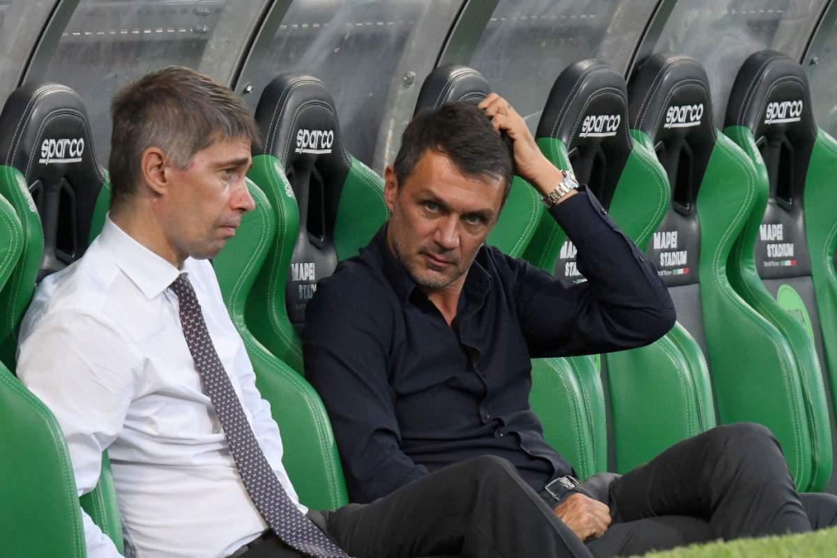 Milan, Maldini sul mercato rossonero (Getty Images)