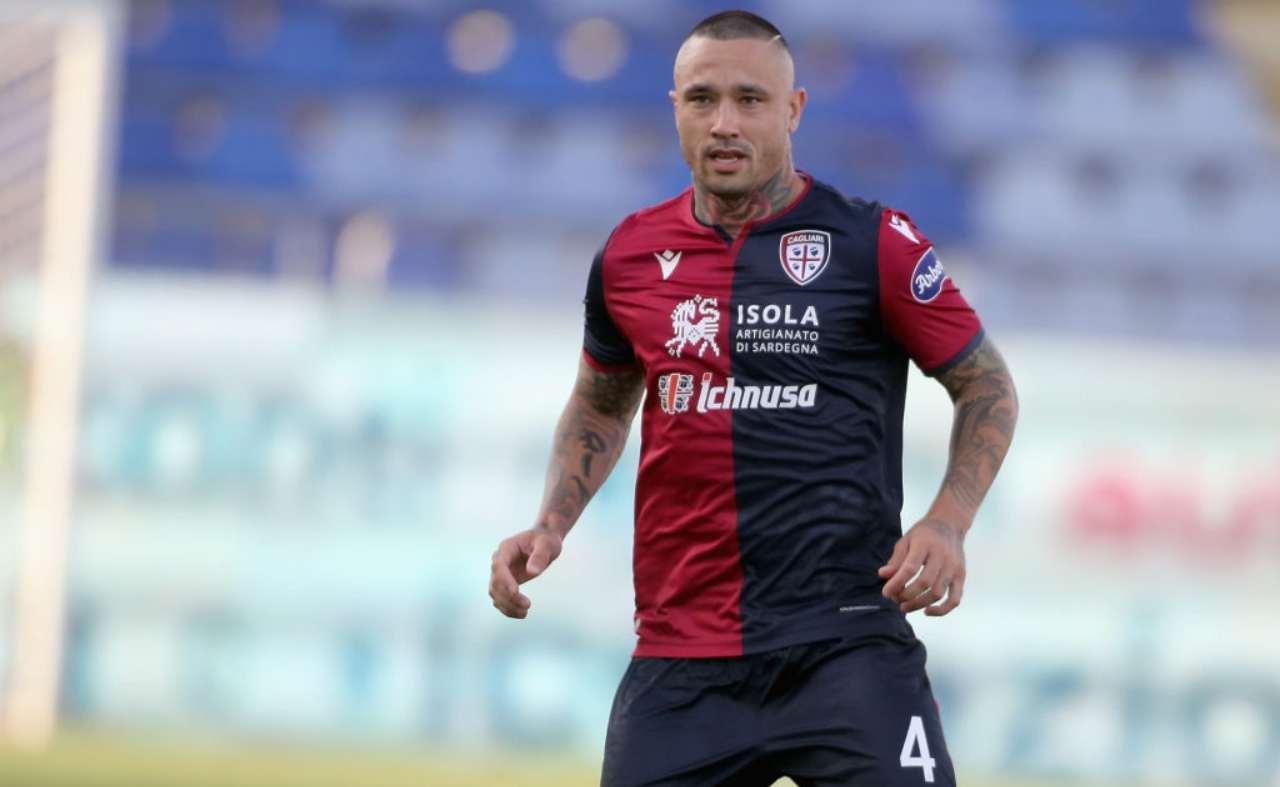 Nainggolan al Cagliari, è ufficiale (Getty Images)