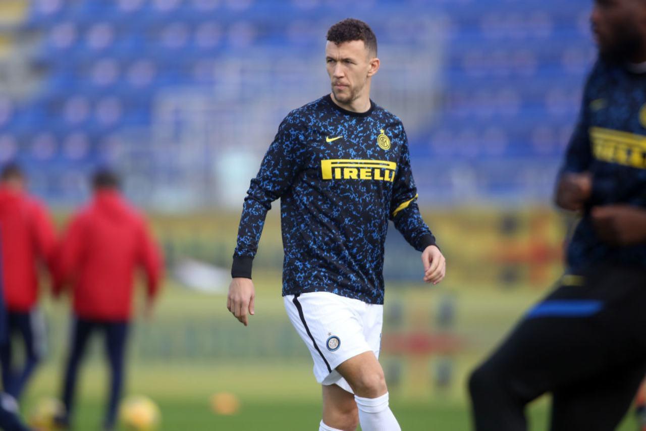 Fiorentina-Inter, Perisic criticato dai tifosi nerazzurri - FOTO