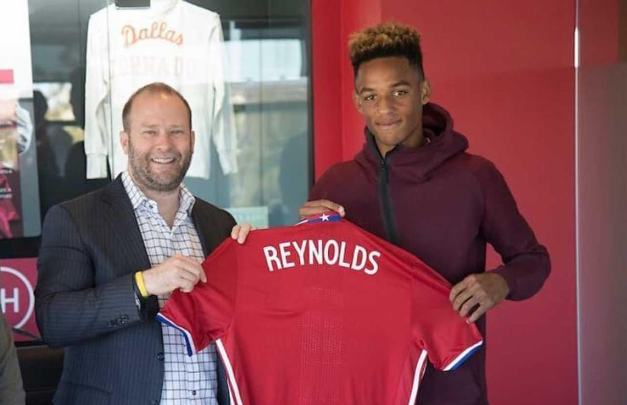 Reynolds Roma Juventus
