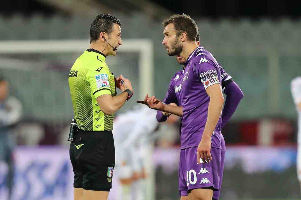 Serie A, giornalisti e arbitri a confronto dopo i match (Getty Images)