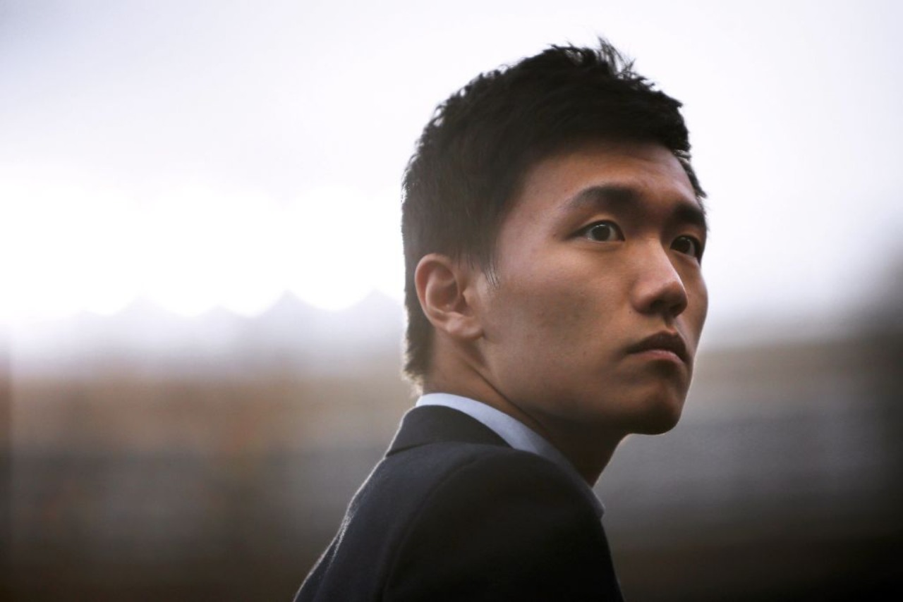Zhang, possibile cessione dell'Inter (Getty Images)