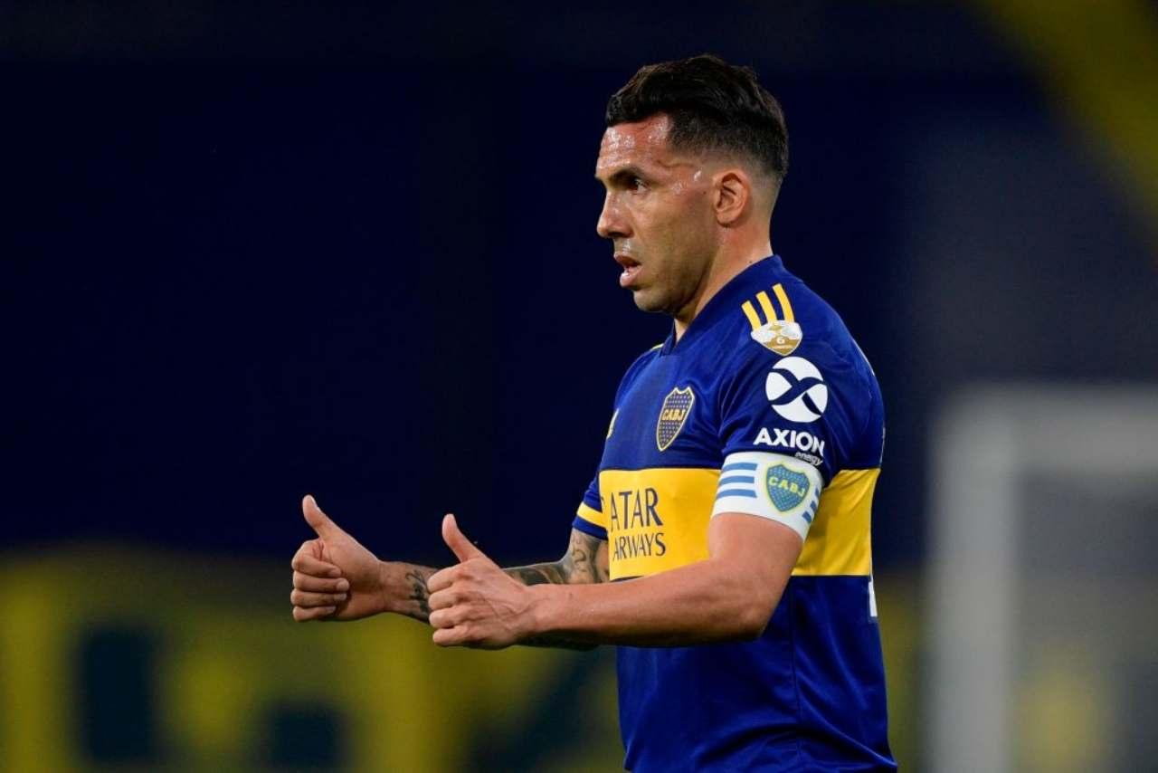 Tevez, tifosi della Juventus vogliono il suo ritorno (Getty Images)