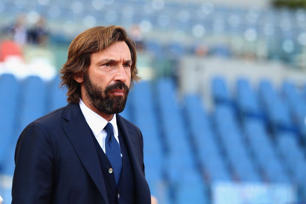 Pirlo Juventus Sassuolo