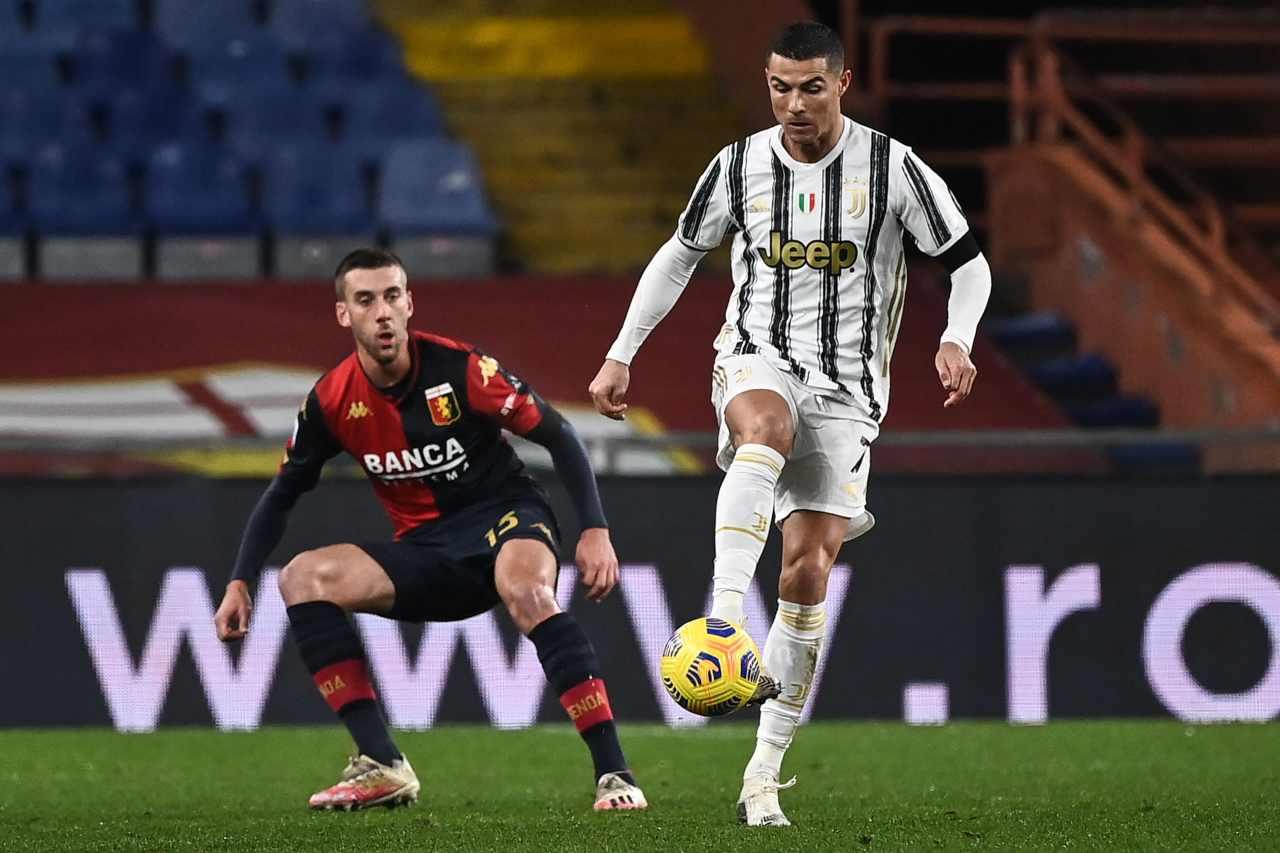 Juventus-Genoa, i precedenti dell'incontro (Getty Images)