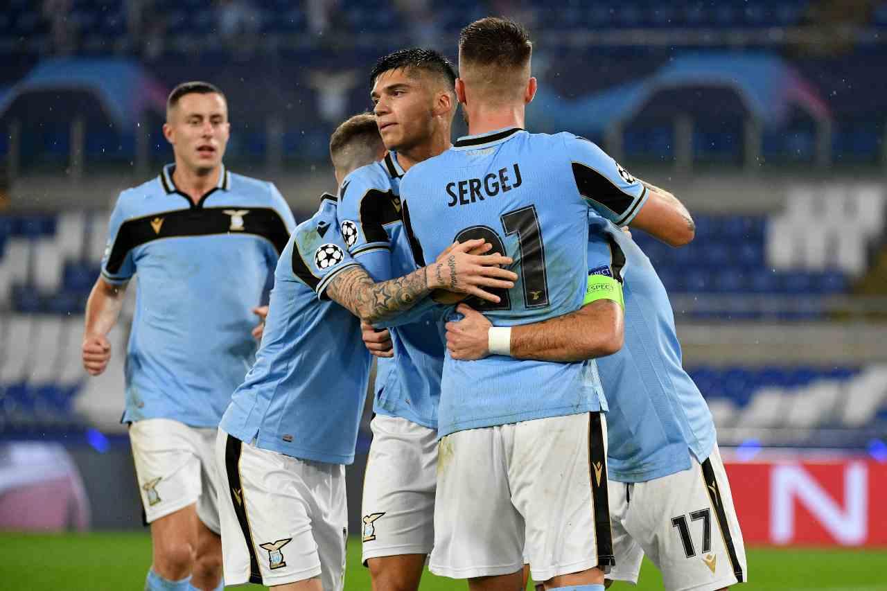 Lazio Champions League