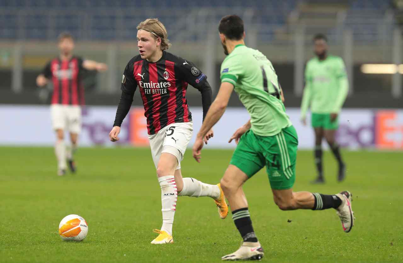 Europa League, la sintesi di Milan-Celtic