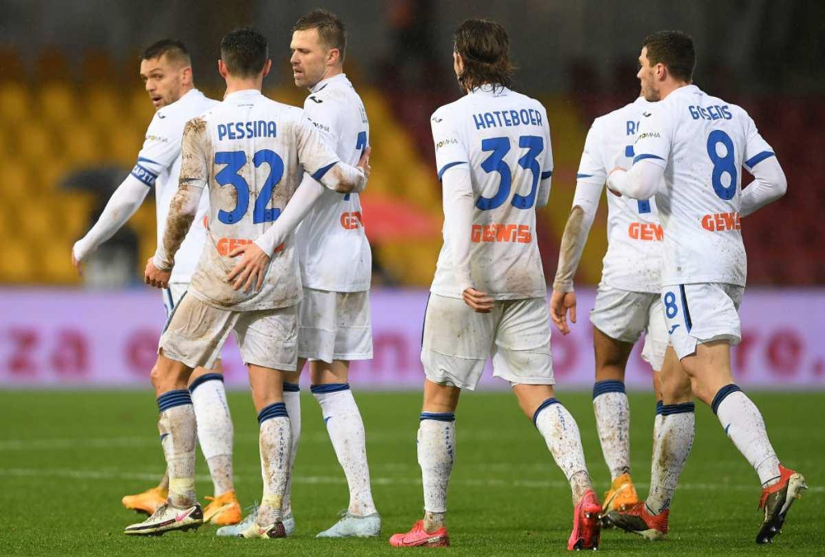 Benevento-Atalanta Highlights