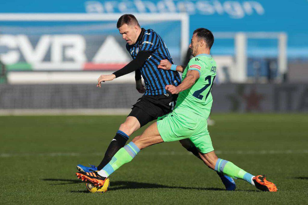 Atalanta-Lazio highlights (Getty Images)